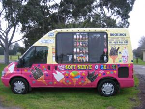 ice cream van hire melbourne